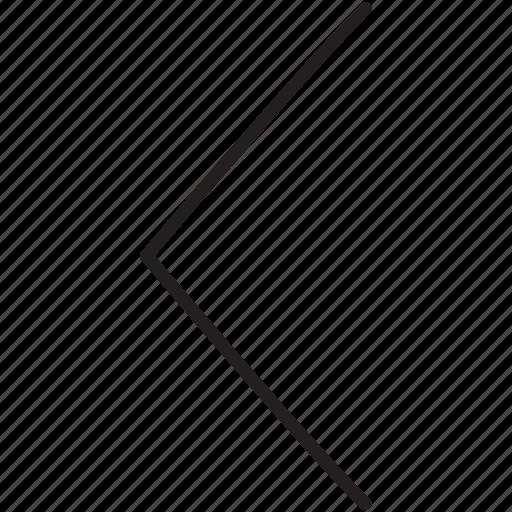 arrow, direction, left, music, replay, return icon