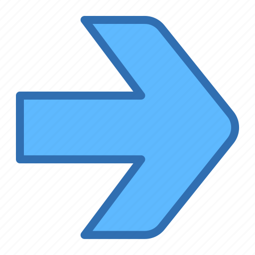 Arrow, right, forward, next icon - Download on Iconfinder
