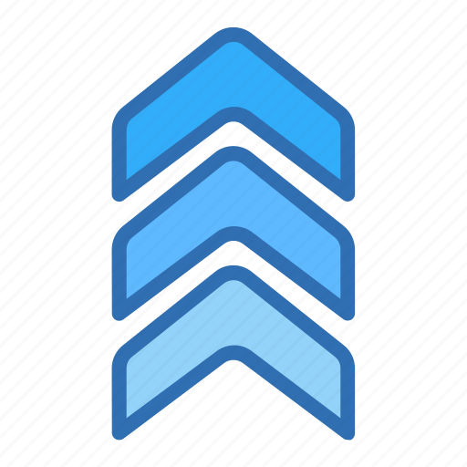 Arrow, up, direction, navigation icon - Download on Iconfinder