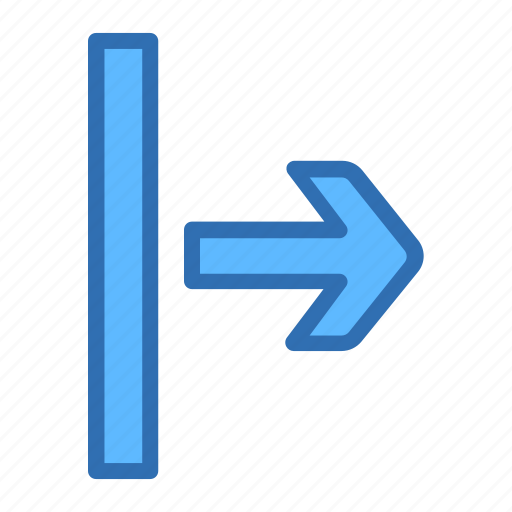Arrow, right, move, next, start icon - Download on Iconfinder
