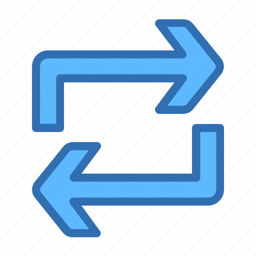 Arrows, loop, reload, repeat, sync icon - Download on Iconfinder
