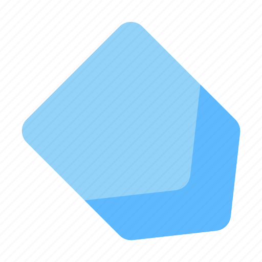 Arrow, down, diagonal, location, marker, pin, point icon - Download on Iconfinder