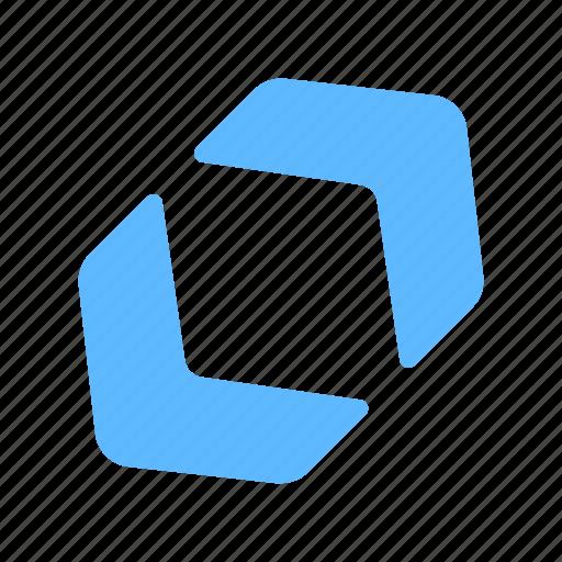 arrows, diagonal, direction, expand icon