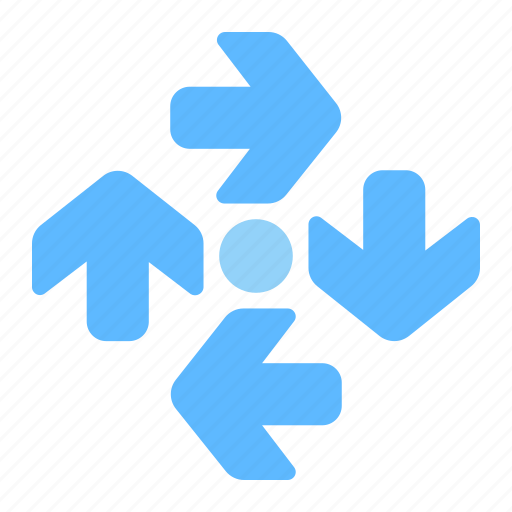 Arrow, direction, around, rotation icon - Download on Iconfinder