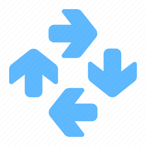 Direction, around, arrows, rotation icon - Download on Iconfinder