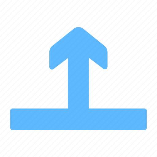 Arrow, up, raise, upload icon - Download on Iconfinder