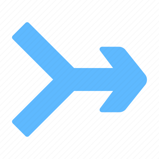 Arrow, blend, combine, consolidate, incorporate, join, merging icon - Download on Iconfinder