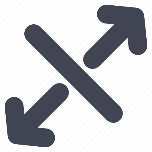 arrows, direction, down, left, line, right, up icon