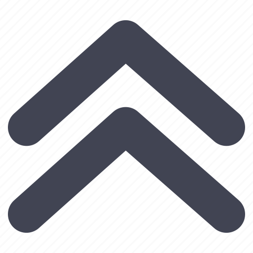 arrow, arrows, direction, double, line, pointers, up icon