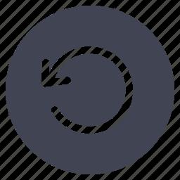 arrow, arrows, refresh, reload, rotate, sync icon