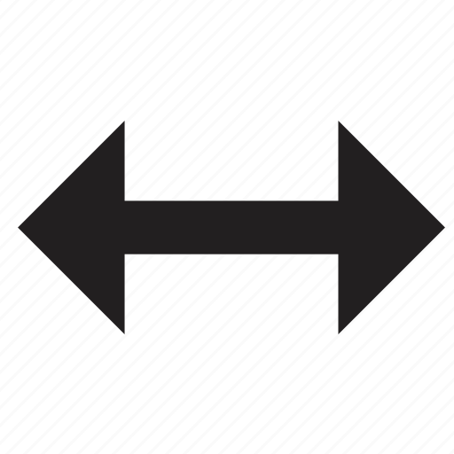 arrow, direction, select icon