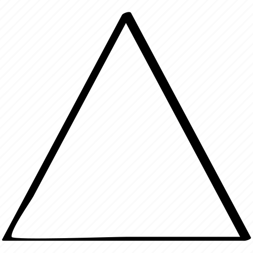 arrow, drawn, hand, up icon