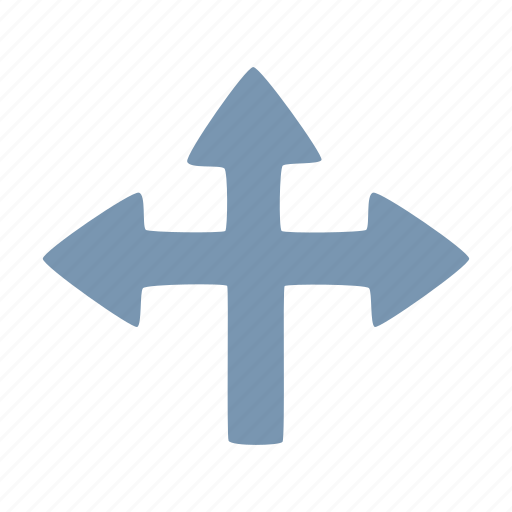 arrow, arrows icon