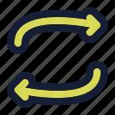 arrow, arrows, direction, refresh, reload