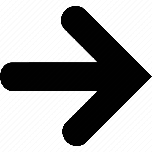 arrow, big icon