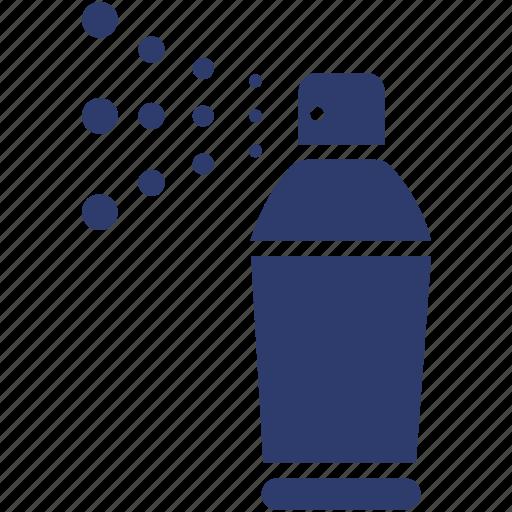 aerosol, can, deoderant, graffiti, paint, spray icon