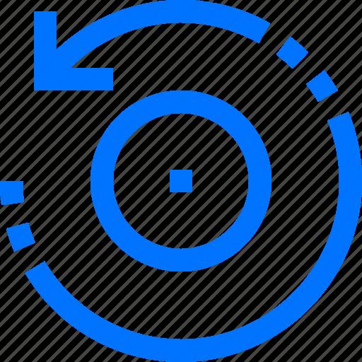 Art, change, design, rerun, reset, restart, rotate icon - Download on Iconfinder