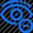 art, clear, delete, design, minus, remove, view