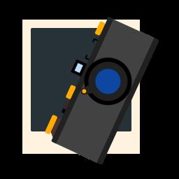 leica, photo, photocamera, photography icon