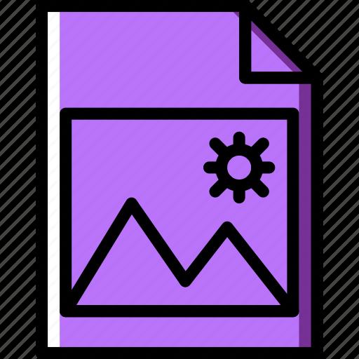 art, design, file, paint icon