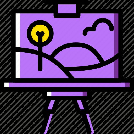 art, canvas, design, paint, painting icon