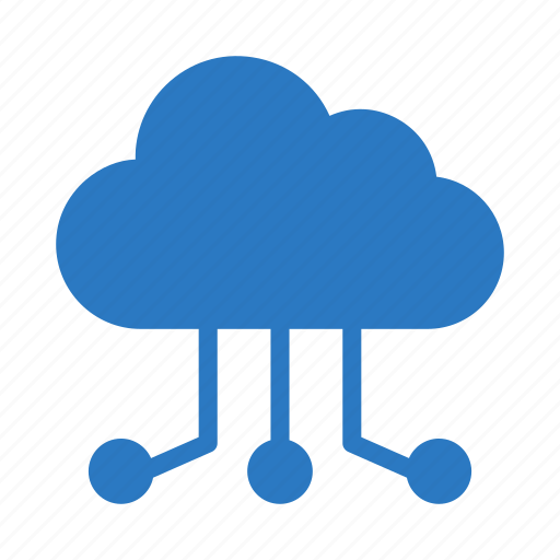 Cloud, computing, connection, network, storage icon - Download on Iconfinder