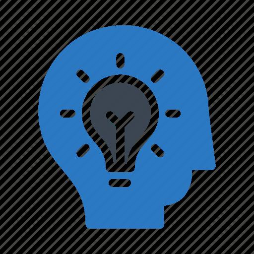 Creative, head, idea, innovation, mind icon - Download on Iconfinder