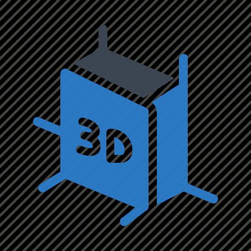3d, art, design, paint, shape icon - Download on Iconfinder