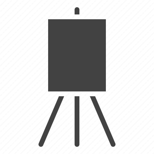 Art, drawing, easel, painting icon - Download on Iconfinder