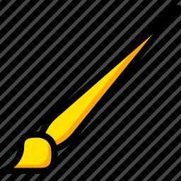 art, brush, design, paint, painting icon