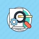 internet marketing, search engine marketing, search engine optimization, seo, website seo concept icon
