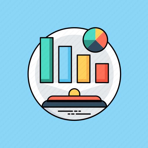business analytics, business intelligence, data analysis, market analysis, statistics icon