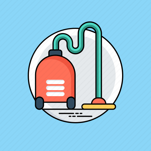 cleaning, electronics, home appliance, vacuum cleaner, vacuum machine icon