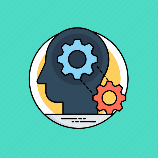 brainstorming, cognition, intelligence management, mind mapping, thinking process icon
