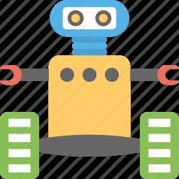robot, robot flash drive, robot port usb, robot usb hub, usb gadget icon