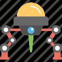 autonomous system, legged robot, robot, robotic system lab, robotics icon
