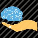 binaural mind, genius brain, genius mind, intelligence, mental activity icon