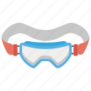 3d glasses, augmented reality, smart glasses, virtual reality, vr goggles icon