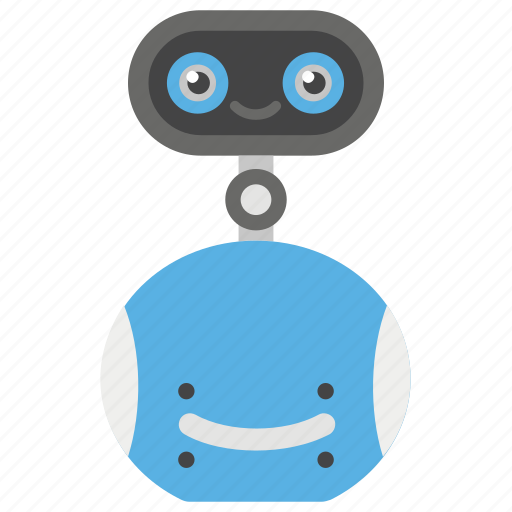 advanced technology, artificial intelligence, bionic human, home robot, robot technology, robotics icon