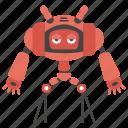 advanced technology, artificial intelligence, bionic human, firefighting robot, robot technology, robotics