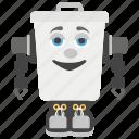 bionic human, robotics, advanced technology, artificial intelligence, safety robot, robot technology icon