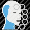 binary system, coding, digital learning, machine learning, programming language icon