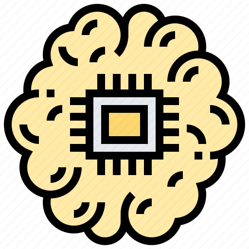 Brain, center, memory, microchips, processor icon - Download on Iconfinder