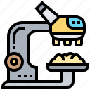 analysis, discovery, laboratory, research, science icon