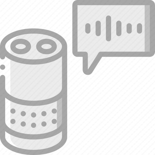 artificial, assistant, home, intelligence, machine, robot icon