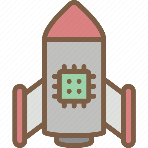 artificial, deployment, intelligence, machine, robot icon