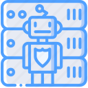 secure, intelligence, bot, robot, artificial, machine, data