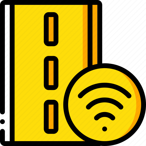 artificial, intelligence, machine, road, robot, smart icon