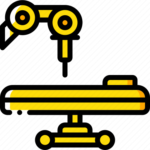 artificial, intelligence, machine, medical, robot icon