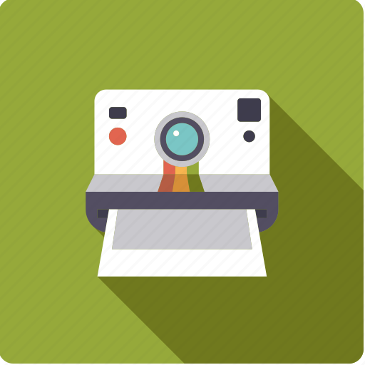 art, camera, image, instant, photography, picture icon